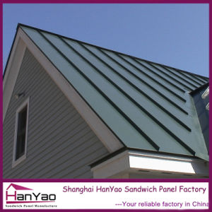 Customized High Quality Standing Seam Steel Roof System pictures & photos