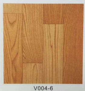 Wooden Pattern PVC Flooring Carpet pictures & photos