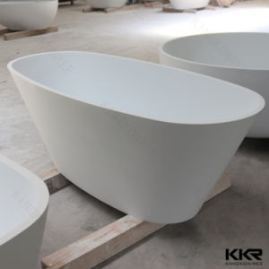 Kkr Wholesale Acrylic Solid Surface Bathtub Factory (BT1706066) pictures & photos