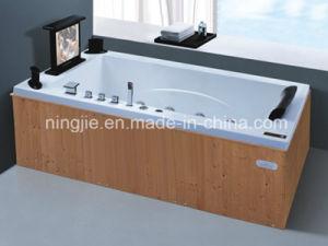 New European Style Sanitary Ware Bathroom SPA Bathtub Nj-3060 pictures & photos