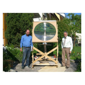 Diameter 1000mm Linear Fresnel Lens for Solar Project pictures & photos
