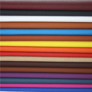 Supply High Abrasion-Resistant Furniture Sofa Upholstery Microfiber Leather pictures & photos