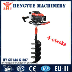 Post Hole Digger Earth Auger Drilling Machine for Sale pictures & photos