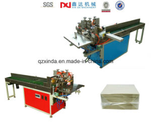 Automatic Soft Napkin Paper Packing Machine pictures & photos