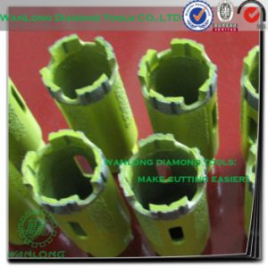 Diamond Tip Drill Bit for Stone for Stone Drilling -Diamond Tipped Core Drill Bit pictures & photos