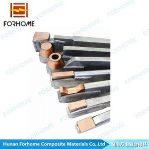 Copper Bimetallic Clad Conducting Rod pictures & photos
