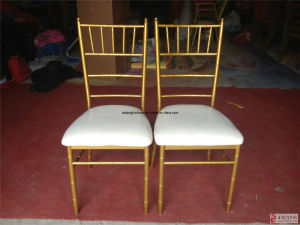 Event Banquet Wedding Chiavari Bamboo Tiffany Chairs pictures & photos