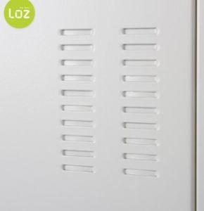 9-Door Compartment Steel Locker for Office pictures & photos