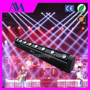 LED 8PCS Beam Scan Light