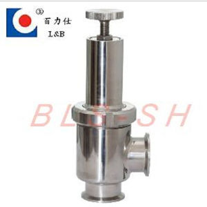 "Stainless Steel Pressure Release Valve 3/4""-2 1/2"" pictures & photos"