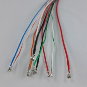 RJ45 + DC IP Camera Waterproof Tail Cable 6t002 Without Lights pictures & photos