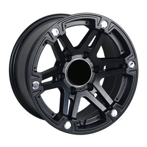 Double Five Spokes Strong Alloy Wheels pictures & photos