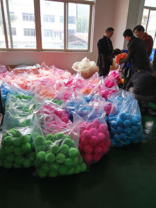 Colorful Sponge Foam Ball with Competitive Factory Price pictures & photos