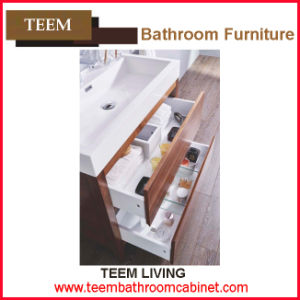 Teem Bathroom 2016 Mirrored Cabinets Type and Modern Style Bathroom Vanity pictures & photos