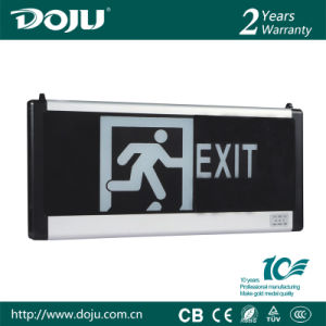 DJ-01A LED Emergency Light exit sign with CB