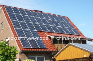 (HM-5KWMONO) 5kw off-Grid Solar System with Mono Solar Panel pictures & photos