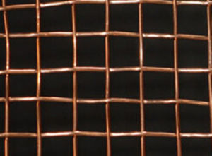 Red Copper Wire Mesh with High Quality pictures & photos