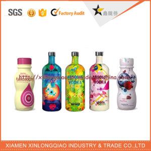 Newest Paper/ PVC Beverage Bottle Sticker Fruit Juice Bottle Sticker pictures & photos