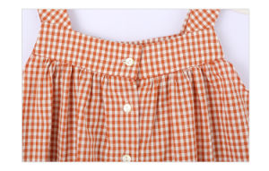 100% Cotton Summer Kids Clothes for Girls pictures & photos