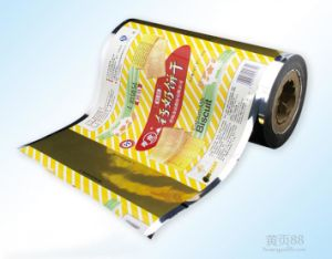 Colourful Printing Pouch Film Plastic Film for Candy Package pictures & photos