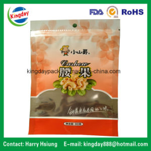 Standup Ziplock Food Packaging Bag, Peanut, Nuts, Melon Seeds.