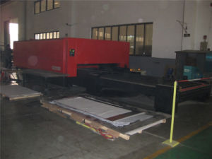 MP Series CNC Turret Punch/Punching Machine pictures & photos