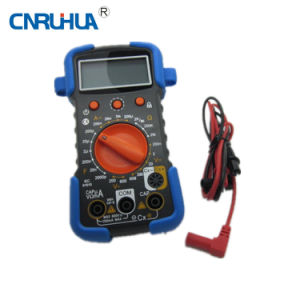 Dt9025A AC/DC Professional Electric Handheld Tester Meter Digital Multimeter pictures & photos