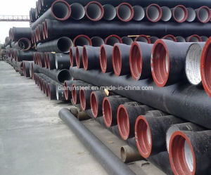 K9 High Quality Ductile Cast Iron Pipe pictures & photos