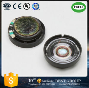 Fbf20-1n Cheaper 20mm 16ohm 0.25W Mylar Speaker (FBELE) pictures & photos