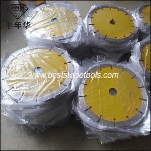Segment Diamond Dry Wet Cutting Saw Disc for Granite Sandstone pictures & photos