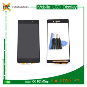 Wholesale Transparent LCD Screen for Sale for Sony Xperia Z2 LCD Screen pictures & photos