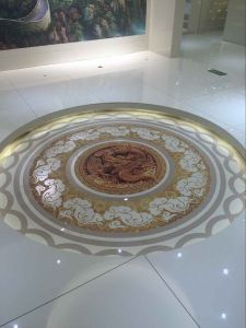 Building Material Nano Glass Stone Floor Tile pictures & photos