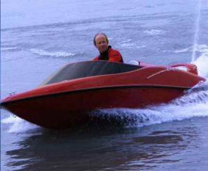 4 Stroke 2 Seats 1400cc Engine Speed Boat pictures & photos