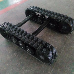 Small Rubber Track Undercarriage (Using 148mm width rubber track) pictures & photos