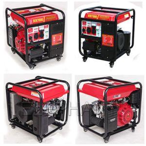 7000W Sine Wave Digital Inverter Gasoline Generator pictures & photos