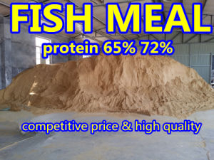 Fish Meal for Poultry Feed with Protein 65% 72% pictures & photos