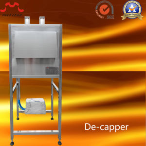 De-Capping Machine De-Capper for 3-5 Gallon Filling Processing Line