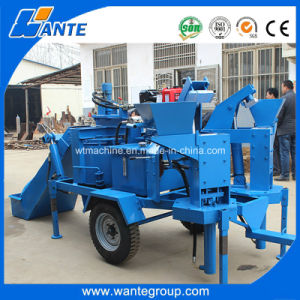 Wante Brand Wt2-20m Moving Block Making Machine Delivering to Uganda pictures & photos