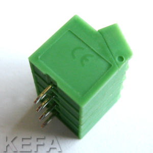 PCB Spring Terminal Block Kf250nh pictures & photos