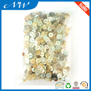 Cheap Natural Buttons Agoya Shell Button pictures & photos