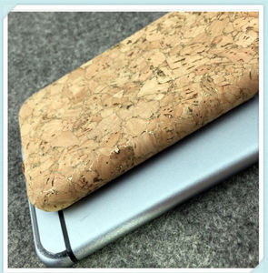 Real Wood Cork Phone Case for iPhone/Samsung pictures & photos