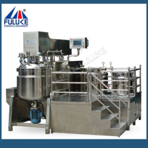 Flk Cosmtic Vacuum Emulsifying Machine pictures & photos