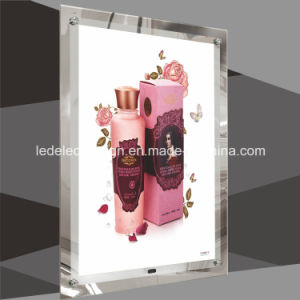 Crystal LED Light Box pictures & photos