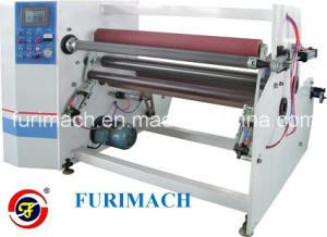 Servo Motor Support Non-Adhesive Materials Automatic Rewinding Machine pictures & photos