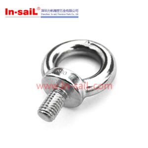 High Strength Steel Drop Forged Galvanized Lifting Eye Bolts (DIN580) pictures & photos