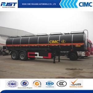 30m3 Bitumen Liquid Tanker Semi Trailer pictures & photos