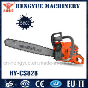 Gasoline Tank Chain Saw with High Quality pictures & photos