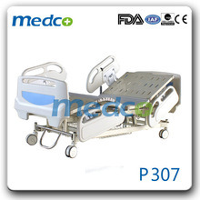 3-Function Electric Medical Bed Used in Hospital pictures & photos