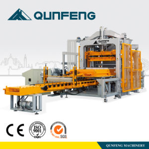 Fly Ash Brick Making Machine Qft8-15 pictures & photos