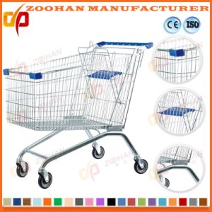 Top Quality Multi Type Store Shopping Cart Shopping Trolley (Zht140) pictures & photos